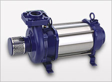 Horizontal Open-well Submersible Pumps