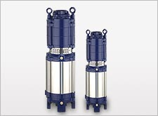 Vertical Open-well Submersible Pumps